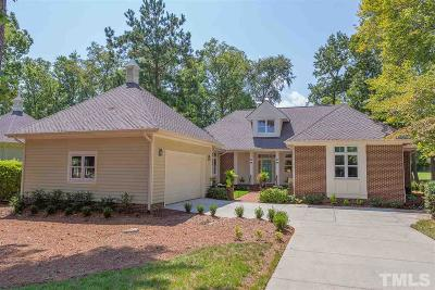 Chapel Hill Single Family Home For Sale: 27443 Walker