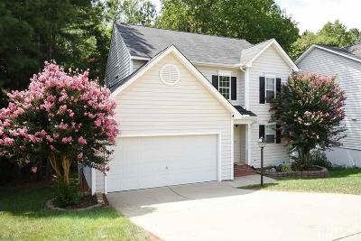 Raleigh Single Family Home For Sale: 2500 Farlow Gap Lane