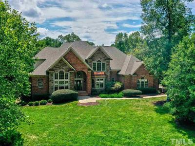 Raleigh Single Family Home For Sale: 1612 Sharnbrook Court