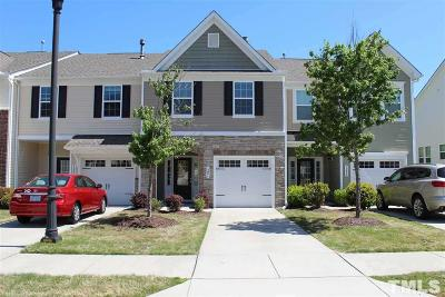 Morrisville Rental For Rent: 1204 Falcon Ridge Lane