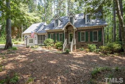 Garner NC Single Family Home For Sale: $239,500