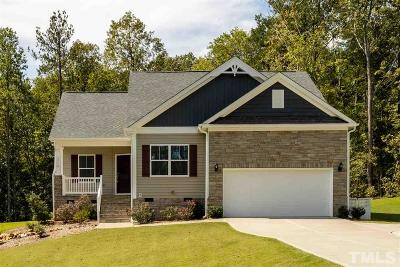 Willow Spring(S) NC Single Family Home For Sale: $299,900