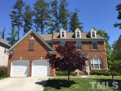 Apex NC Single Family Home For Sale: $449,000