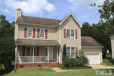 Knightdale Single Family Home For Sale: 1003 Planters Trail Court