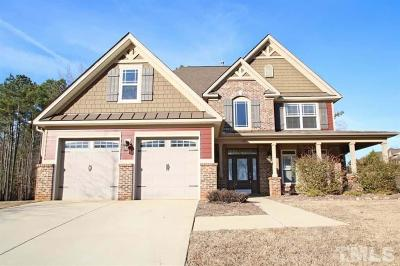 Garner Rental For Rent: 124 Morning Mist Drive