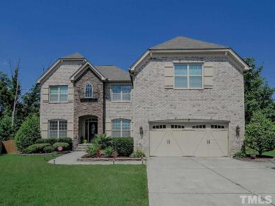 Durham Single Family Home For Sale: 7 Wooten Court