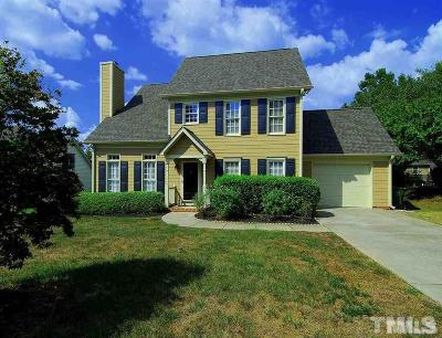 cary Single Family Home For Sale: 210 Copper Green Street