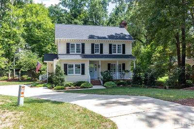 Wake County Single Family Home For Sale: 8704 Den Court
