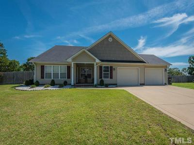 Harnett County Single Family Home For Sale: 870 Northview Drive