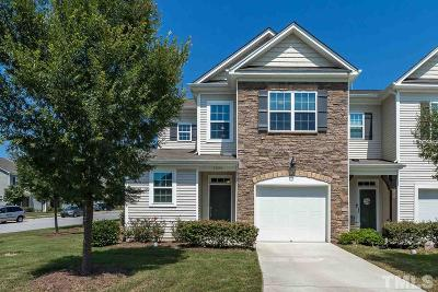 Durham Townhouse For Sale: 1222 Nicklaus Drive