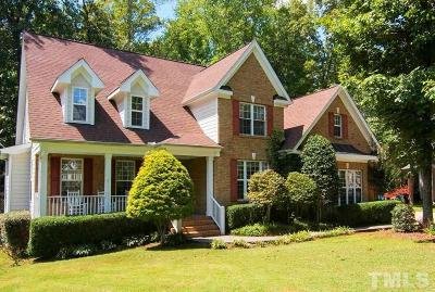 Fuquay Varina Single Family Home For Sale: 6625 Alirin Lane