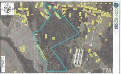 Lee County Residential Lots & Land For Sale: 35.13 Acres Buckhorn Road