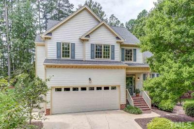 Cary Single Family Home Contingent: 319 Glen Abbey Drive
