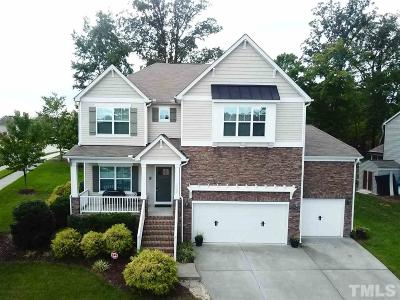 Durham County Single Family Home For Sale: 1722 Waddell Court