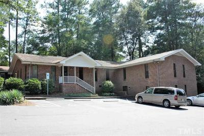 Wake County Commercial For Sale: 4913 Professional Court #218,  21