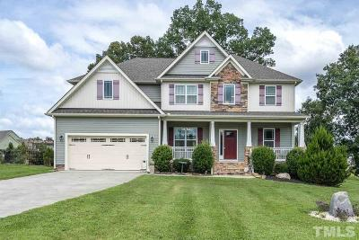 Granville County Single Family Home For Sale: 3523 Daisy Lane