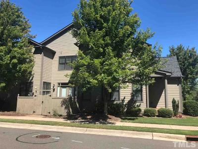 Orange County Townhouse For Sale: 414 Jewell Drive