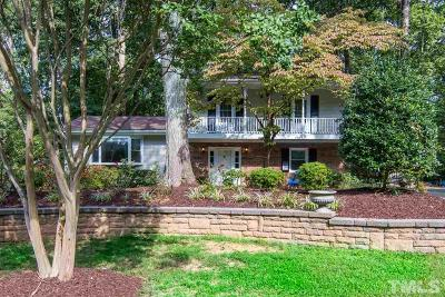 Cary Single Family Home For Sale: 1014 Sturdivant Drive