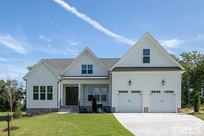 Wake Forest Single Family Home For Sale: 1413 Sweetclover Drive