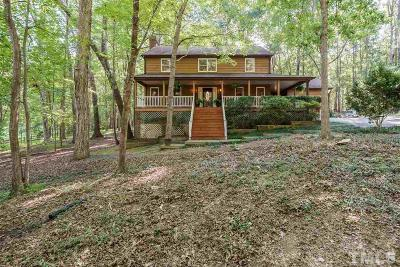Wake County Single Family Home Contingent: 11932 Straight A Way Lane