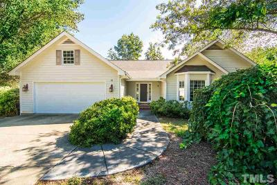 Chapel Hill Single Family Home For Sale: 10 Eastwind Place