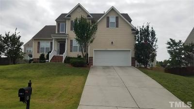 Rolesville Single Family Home For Sale: 441 Shady Willow Lane
