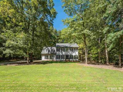 Durham Single Family Home For Sale: 6520 Deerview Trail