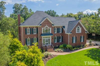Cary Single Family Home Contingent: 102 Trident Court