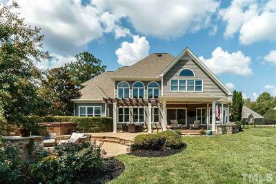 Wake Forest Single Family Home For Sale: 1401 Colonial Club Drive