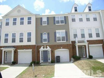 Morrisville Rental For Rent: 112 Ruby Walk Drive