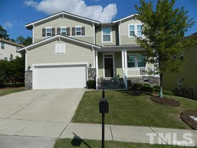 Morrisville Single Family Home For Sale: 209 River Pine Drive