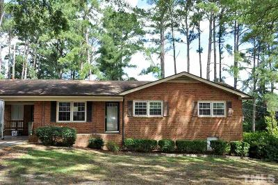 Lee County Single Family Home Pending: 3102 Hickory Hill Drive
