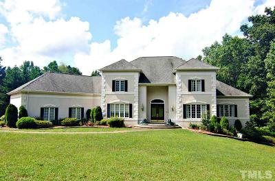 Wake Forest Single Family Home For Sale: 1728 Talbot Ridge Street