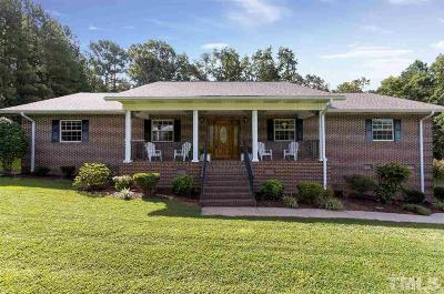 Lee County Single Family Home For Sale: 607 Dycus Road