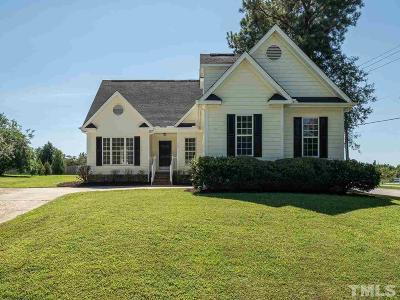 Holly Springs Single Family Home For Sale: 101 Somerset Farm Drive