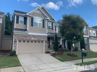 Wake Forest Townhouse Pending: 413 Hammond Oak Lane