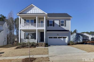 Holly Springs Single Family Home For Sale: 116 Chaseford Court