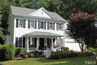 Apex Single Family Home For Sale: 104 Old Holly Tree Court