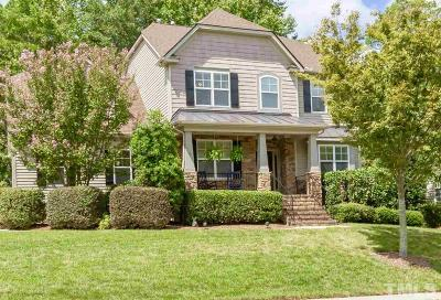 Wake Forest Single Family Home For Sale: 9101 Linslade Way