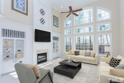 Chapel Hill Single Family Home For Sale: 268 Brown Bear