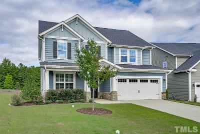 Holly Springs Single Family Home For Sale: 108 Atwood Drive