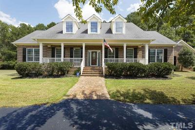 Chapel Hill Single Family Home For Sale: 60 Meadow Run