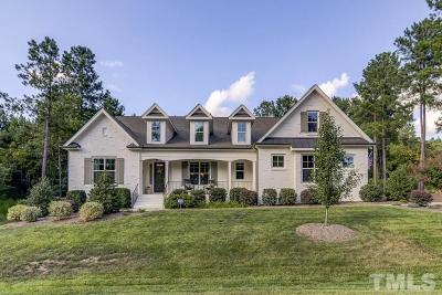 Wake Forest Single Family Home For Sale: 8044 Debenham Drive
