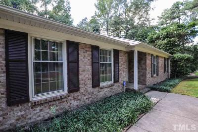 Chapel Hill Single Family Home For Sale: 520 Colony Woods Drive