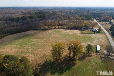 Wake County Residential Lots & Land For Sale: 1113 Eagle Rock Road