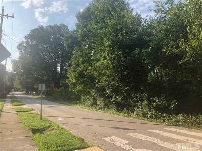 Wake Forest Residential Lots & Land For Sale: 450 E Juniper Street