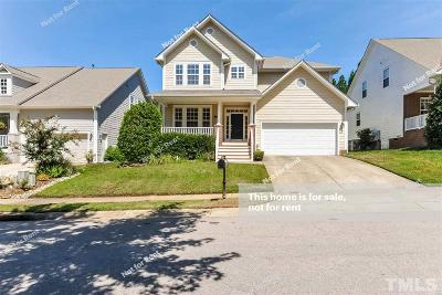 Wake County Single Family Home For Sale: 1741 Wysong Court