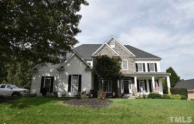 Fuquay Varina Single Family Home For Sale: 2800 Green Yard Court