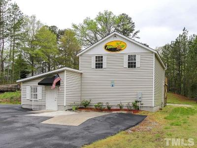 Durham Commercial For Sale: 2631 E Geer Street