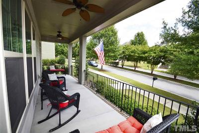 Wake Forest Single Family Home For Sale: 224 Austin View Boulevard